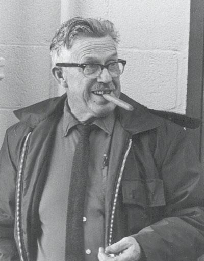 H. Burr Steinbach